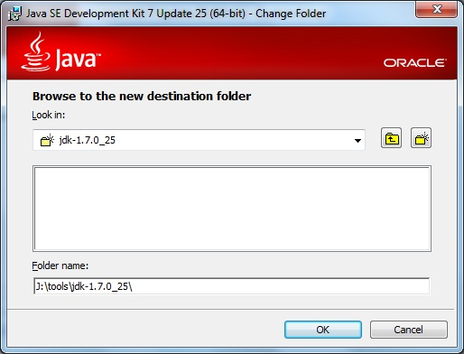 Install the JDK